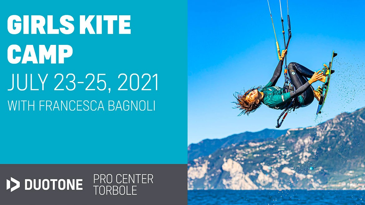 GIRLS KITE CAMP WITH FRANCESCA BAGNOLI