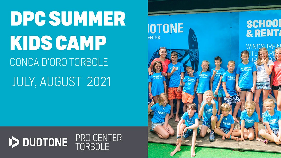 DPC TORBOLE SUMMER KIDS CAMP